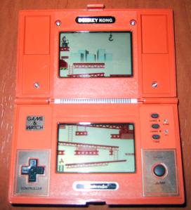 Donkey Kong Game & Watch