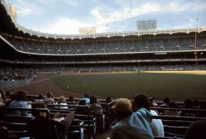 The game would benefit tremendously from offering more historic players and ballparks, such as the original Yankee Stadium.