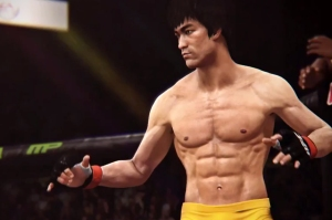 Playing as Bruce Lee is intriguing, but he should share the spotlight with some other ultimate fighting legends and pioneers.