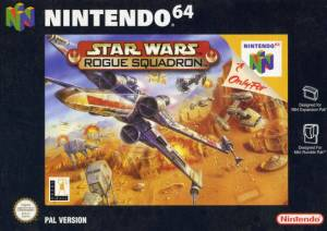"""""""Rogue Squadron, here's our cover!"""""""