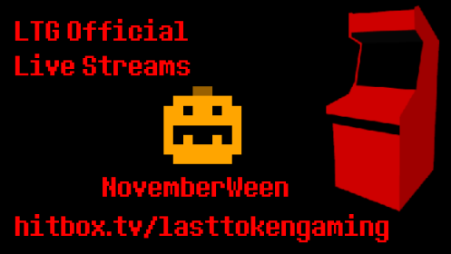 Streams NovemberWeen
